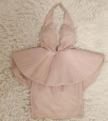 %POPUST%Mini roza haljina