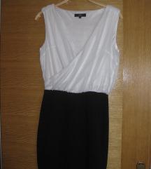 Crno-bijela haljina, M