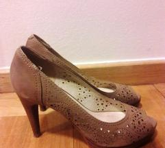 Kožne sandale 5th Avenue 38