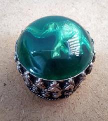 NOVA srebrna kutijica za nakit/suvenir iz Tunisa