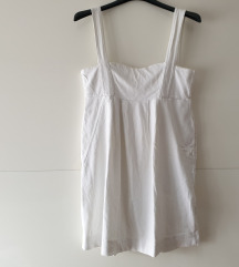Bijela pamucna haljina