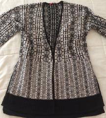 S.Oliver pletena jakna kimono UNI