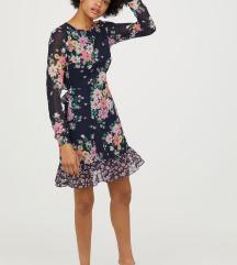 H&M haljina s otvorenim leđima