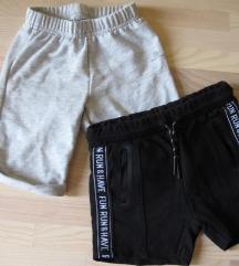 Lot. Zara i Decathlon kratke hlače vel. 92/98
