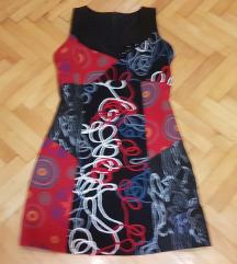 prekrasna haljina vel s