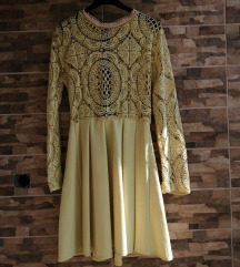 Žuta haljina-Nova