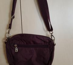 Bogner tamno ljubičasta torbica