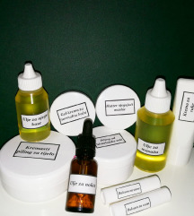 XXXL Set prirodne kozmetike + besplatna P