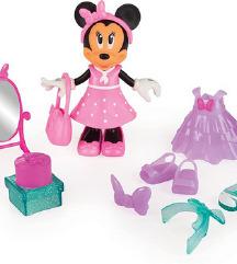 MINNIE MOUSE igračke razno
