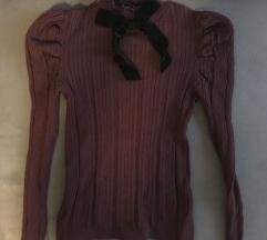 Zara pulover sa barsunastom masnom