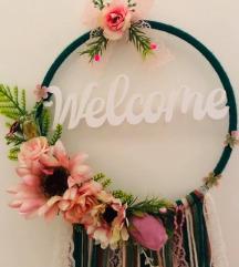 Dreamcatcher welcome