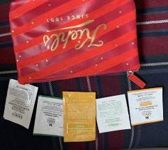 Kiehl's kozmetička torbica + testeri