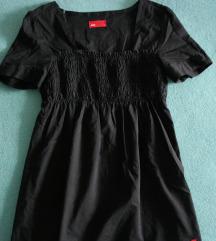 XS Esprit crna ljetna tunika