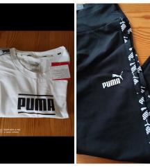 Nove Puma pamucne tajice i majica