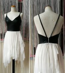 Dizajnerska Yuniku haljina