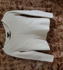*RESERVED* Off-white Tommy Hilfiger Wool Sweater