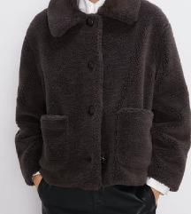 Novi Zara teddy kaput