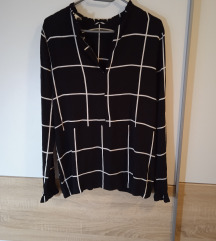 H&M bluza uklj Tisak