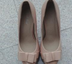 Cipele salonke stikle nude