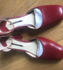 Zara crvene cipele
