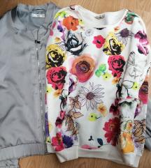 Lot jakna i majica