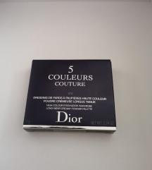 Dior paleta sjenila za oči