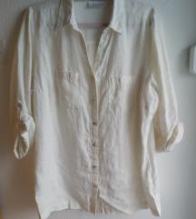 Lanena C&A košulja 44/46