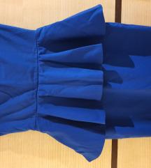 Zara peplum haljina