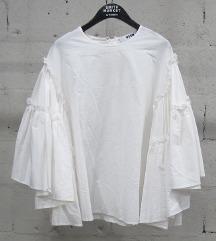 'MSGM' Milano - bluza sa volanima
