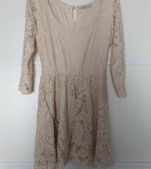 Haljina čipka Zara