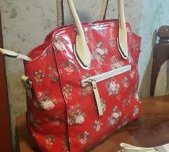 Nova cvjetna torba + dugi remen