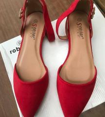 NOVE crvene balerinke