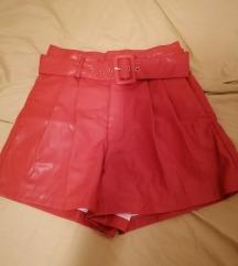 Narančaste kozne hlače