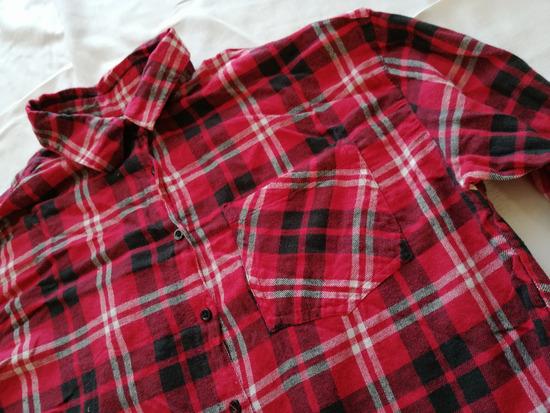 Karirana košulja XS