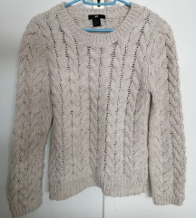 H&m džemper 34br