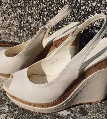 Sandale na punu petu, vel.37