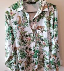Zara fluidna nova košulja M