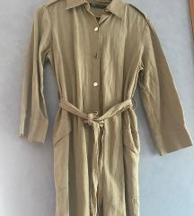Kosulja/ haljina Midi ZARA