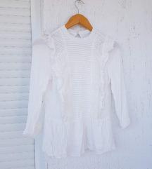 RESERVED bijela bohemian košulja / bluza