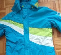 Zimska jakna s flisom 128 X-mail