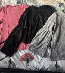 Lot Zara veste/majice