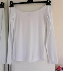 Asos off shoulder bijela majica - NOVO!