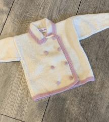 Sue Hill jaknica za bebe 0/6mj