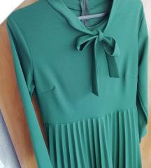 Plisirana haljina SNIŽENO