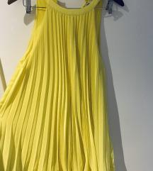 Plisirana Zara haljina