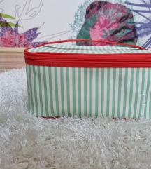 Clinique nova kozmetička torbica