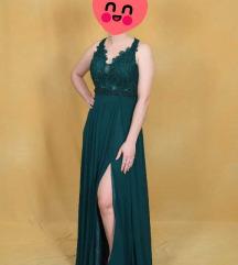 Svečana haljina + sandale