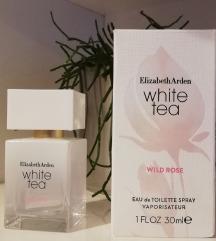 White Tea Wild Rose uključeno slanje