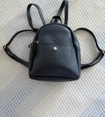 Novi mali ruksak tamnoplavi