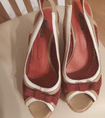 Sandale blok pete 39